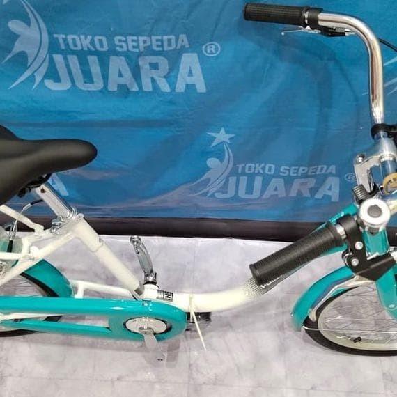 Jual Sepeda Mini Polygon Coastal Sa 20 Inchi Alloy Terbaru Jakarta Barat Kiara Store1 Tokopedia