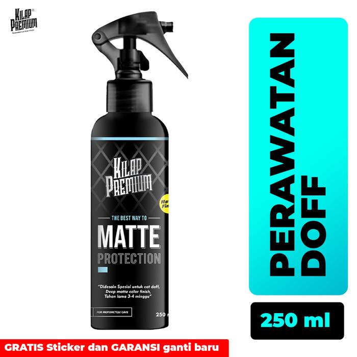 Foto Produk Kilap Premium Matte Protection - Pengkilap khusus Doff, Aman untuk Cat dari Kilap Premium