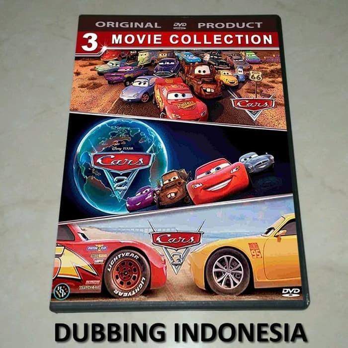 Jual Dvd Cars 2006 Format Vob Dvd Player Mp4 Quality Hd 720p Dubbin Kab Banyuwangi Bamboo Letter Tokopedia