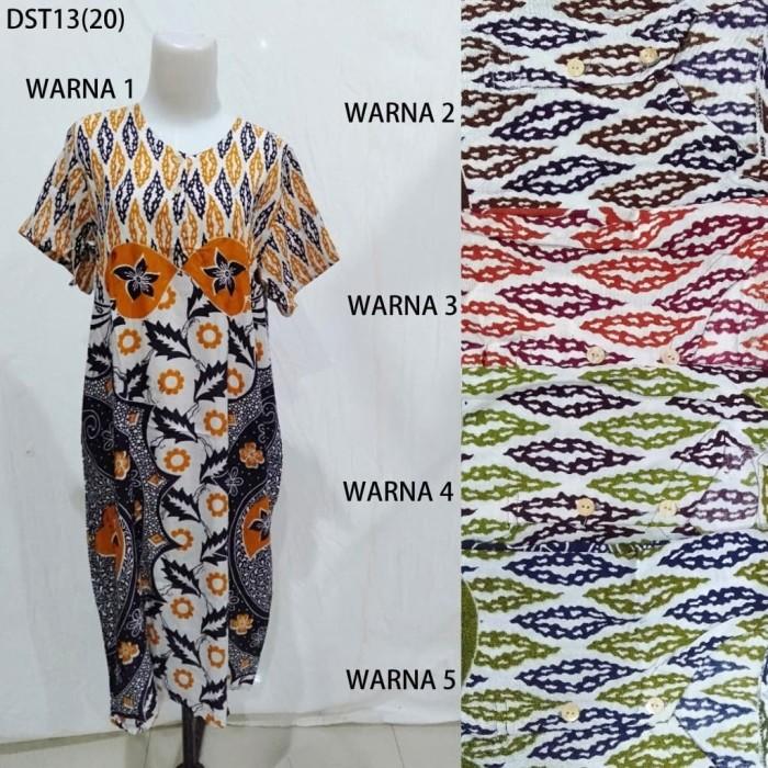 Foto Produk Daster Baju Tidur Batik Pekalongan 13 dari Rumah Batik Pekalongan 2