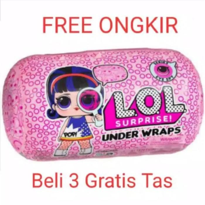 Foto Produk Mainan Anak LOL surprise Ball BANTING HARGA Termurah dari GamingShopp