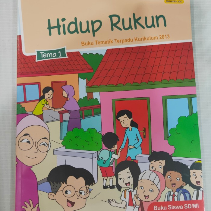 Jual Buku Tematik Kelas 2 Tema 1 Hidup Rukun Kota Malang Buku Murah Malang Tokopedia