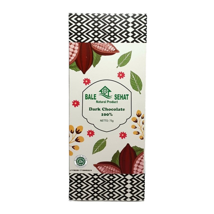 Foto Produk Dark Chocolate 100% dari Bale Sehat
