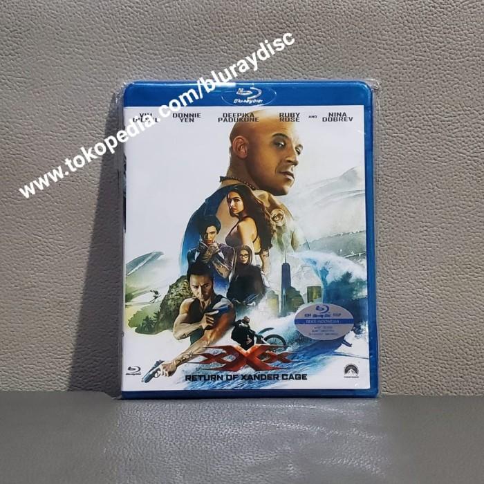 Jual Film Bluray Xxx Return Of Xander Cage 2017 Jakarta Pusat Bluray Disc Tokopedia
