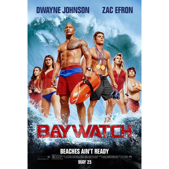 Jual Dvd Baywatch 2017 Jakarta Barat Idmovies Tokopedia