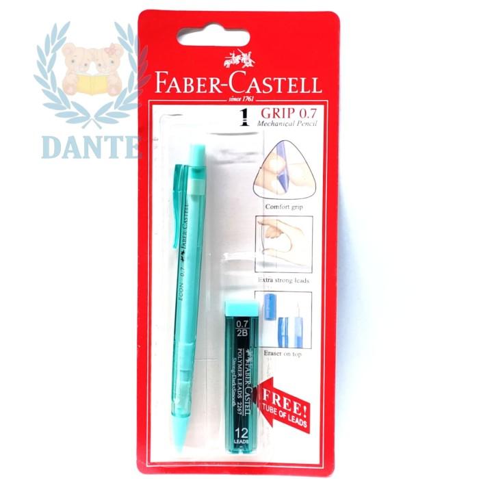 Foto Produk Pensil Mekanik Faber Castell 0.7 mm + Free Isi Pensil Lead dari Dante