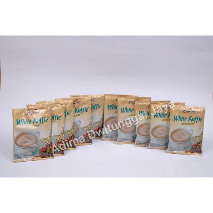 Jual Luwak White Coffee / Kopi Luwak 10's x 20 gr(1 ...