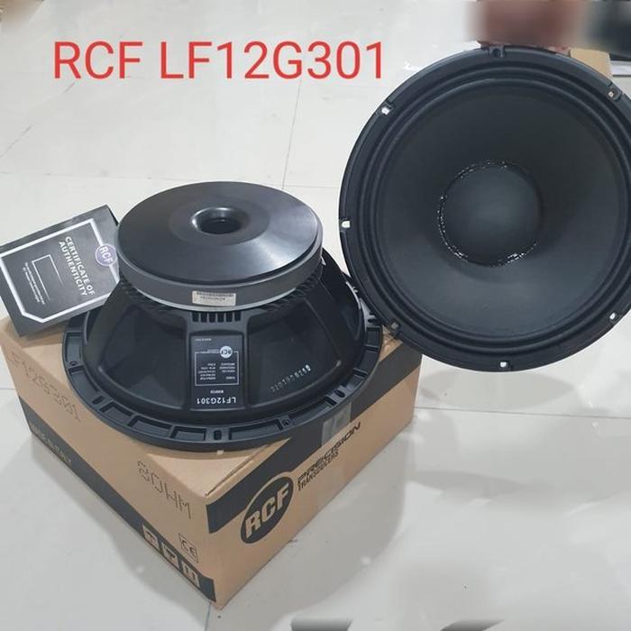 Foto Produk Unik SPEAKER 12 INCH RCF LF12G301 BARU KARAKTER MID LOW Limited dari reynandsr
