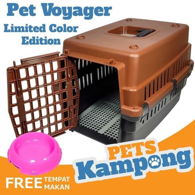 Jual Big Sale Pet Cargo Tas Travel Tenteng Hewan Kucing Anjing Kelinci Ayam Jakarta Timur Maulana Starshop Tokopedia