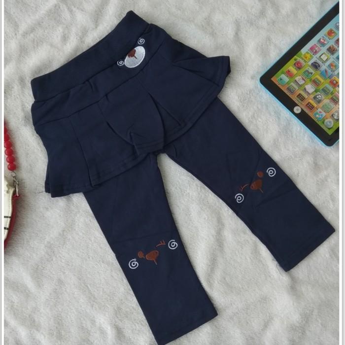 Jual Skirt Legging Bear Navy Celana Legging Anak Import 1 2 Tahun Kota Surabaya Cherish Online Shop Tokopedia
