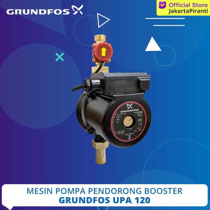 Foto Produk Pompa Booster Grundfos UPA 120 dari Jakarta Piranti