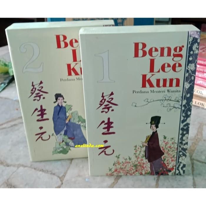 Foto Produk BENG LEE KUN - PERDANA MENTERI WANITA (CETAKAN BARU - 2 JILID TAMAT) dari Anelinda Buku Klasik