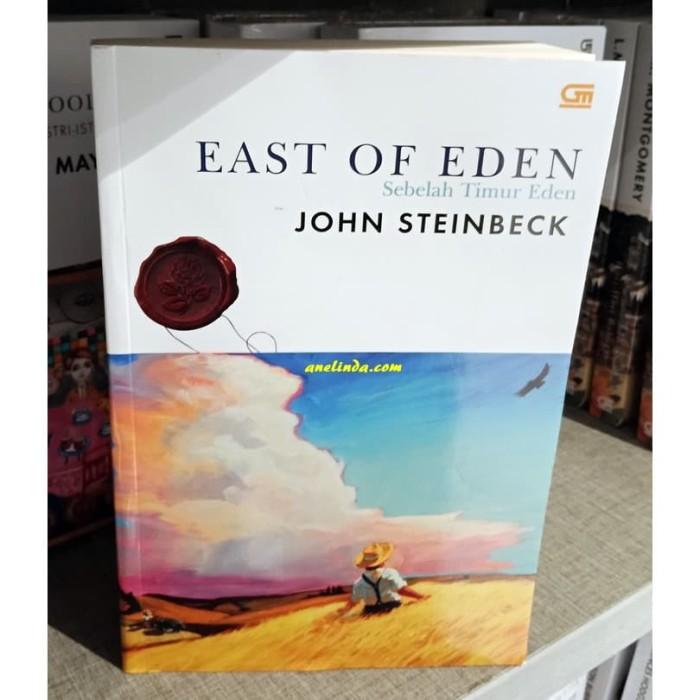 Foto Produk EAST OF EDEN - SEBELAH TIMUR EDEN (KARYA JOHN STEINBECK - 2 JILID) dari Anelinda Buku Klasik
