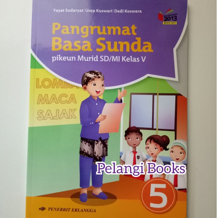 Kunci Jawaban Bahasa Sunda Kelas 5 Kurikulum 2013 Revisi 2017 Ilmusosial Id