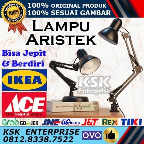 Foto Produk LAMPU ARSITEK JEPIT / LAMPU MEJA LED / LAMPU BACA BELAJAR / LM 219 dari ksk enterprise ksk