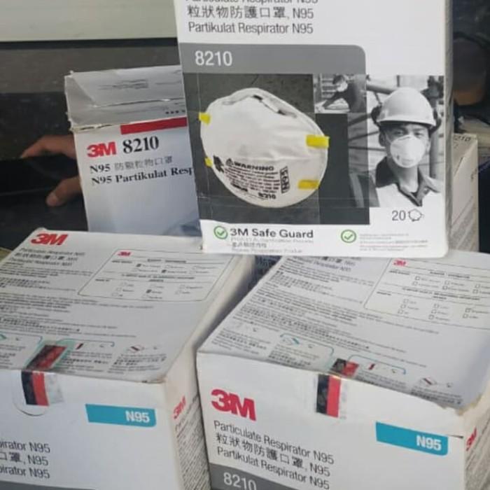Foto Produk masker N95 8210 dari OBR Asesoris