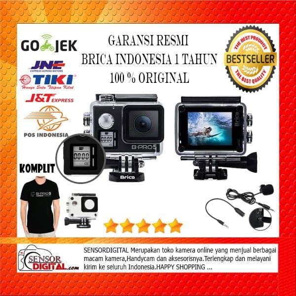Foto Produk BRICA B-PRO 5 Alpha Edition Mark IIs (AE2s) 4K WIFI Action Camera dari sensordigital