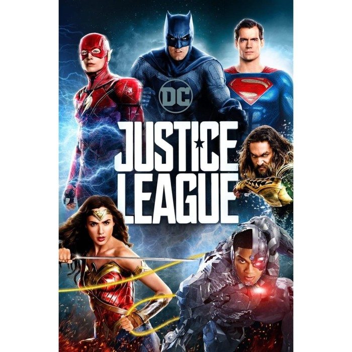Jual Film Justice League 2017 Teks Indonesia Play Dvd Kota Bandung Factory Movie Dvd Tokopedia