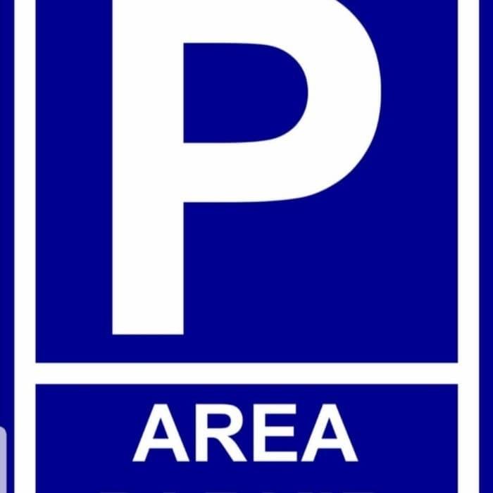 Jual Sign Plat K3 Rambu Safety Area Parkir Ukuran 30x40cm Jakarta Barat Eveshera Tokopedia
