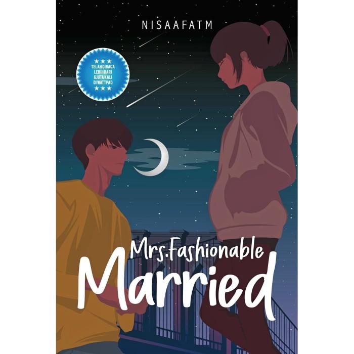 Foto Produk Mrs. Fashionable Married - Nisaafatm - Coconut Books dari Republik Fiksi