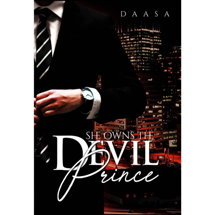 Foto Produk She Owns The Devil Prince - Daasa - Coconut Books dari Republik Fiksi