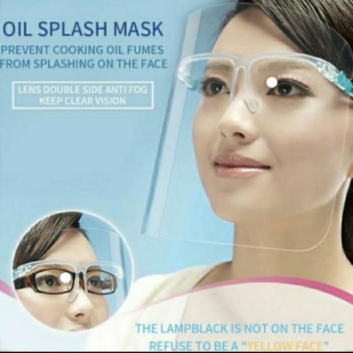 Foto Produk Face Shield Nagita dari OBR Asesoris