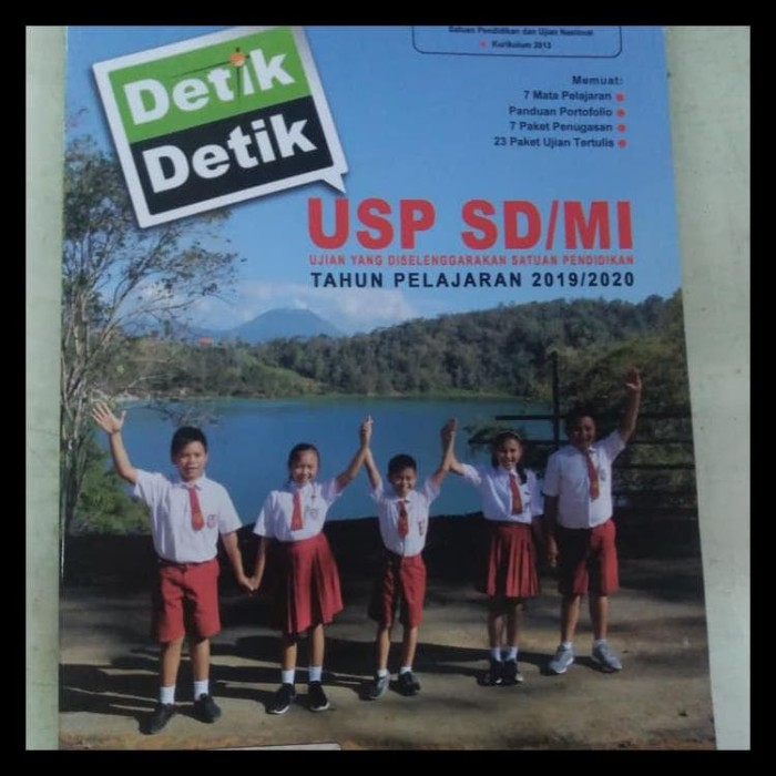 Jual Buku Detik Detik Usbn Sd Mi 2020 Buku Detik Un Sd 2020 Kelas 6 Sd Jakarta Barat Chenoaashop Tokopedia