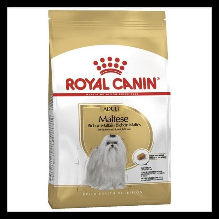 Jual Makanan Anjing Royal Canin Maltese Adult 1 5 Kg Kode 63 Jakarta Barat Dintyonitoko Tokopedia