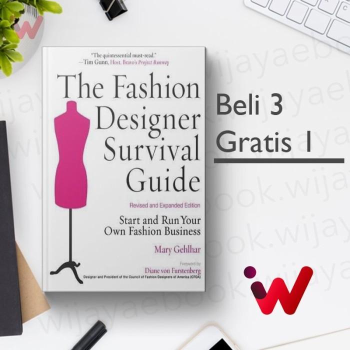 Jual The Fashion Designer Survival Guide Revised And Expanded Edition Jakarta Pusat Wijaya Ebook Tokopedia