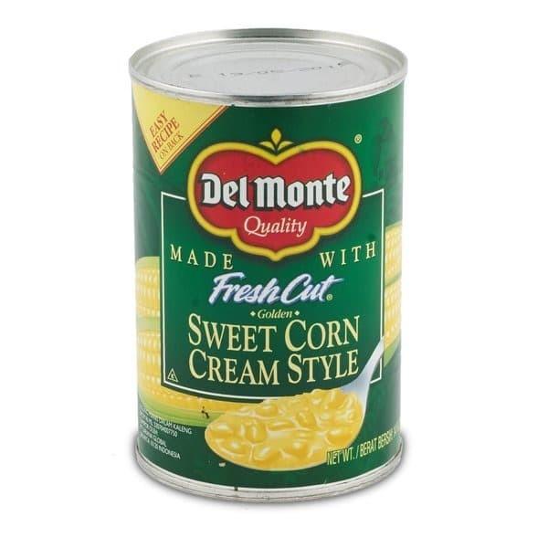 Foto Produk Del Monte Cream Style Corn 425 gr dari Glory Sembako
