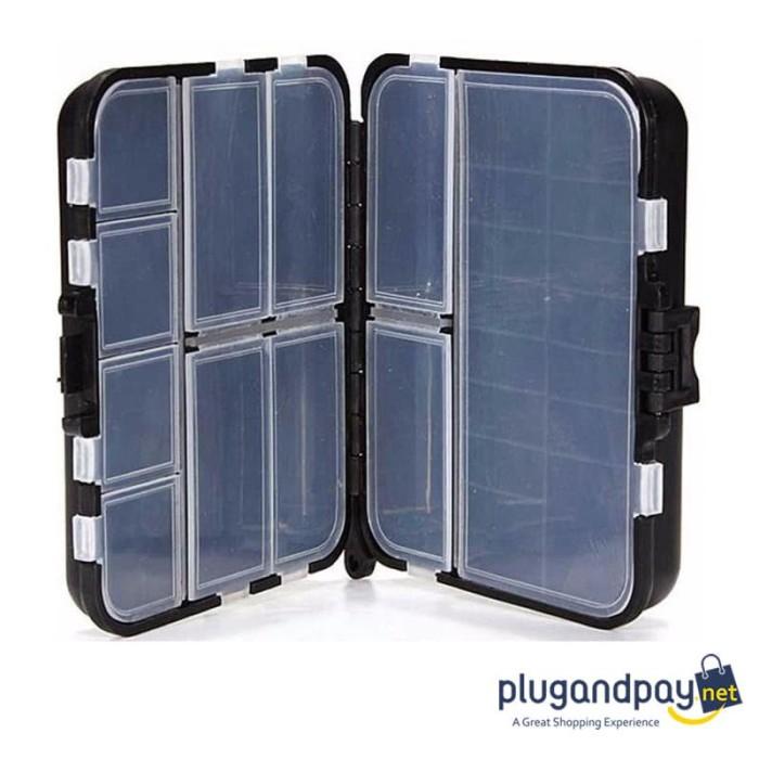 Foto Produk Box Kotak Perkakas Kail Pancing Koper Alat Pancing Memancing Mancing dari plugandpay