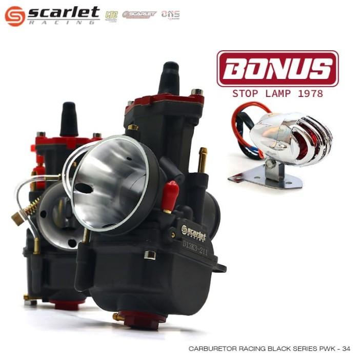 Foto Produk SCARLET RACING Karburator carburetor karbu PWK 34 dari Scarlet Racing