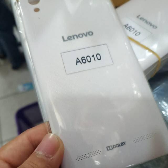 Foto Produk Backdoor tutup baterai khusus lenovo a6010 DOLBY ORI + tombol on of dari techno phone cikarang