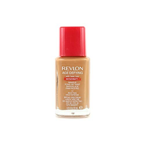 Jual Revlon Age Defying Makeup Rich Tan