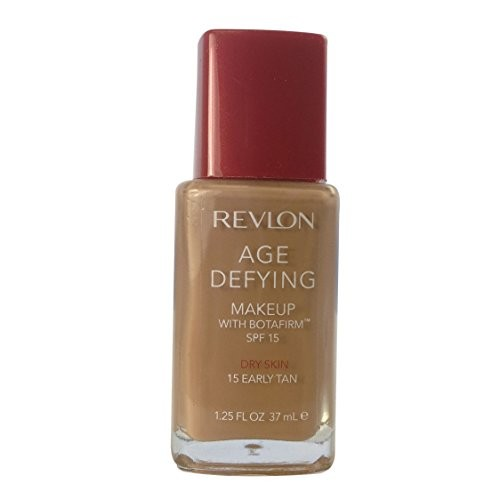Jual Revlon Age Defying Makeup For Dry