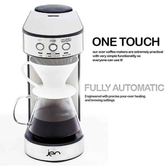 Jual Jen Mesin Kopi Automatic Coffee Maker Manual Brew Kianmajur Jakarta Selatan Kianmajur Tokopedia