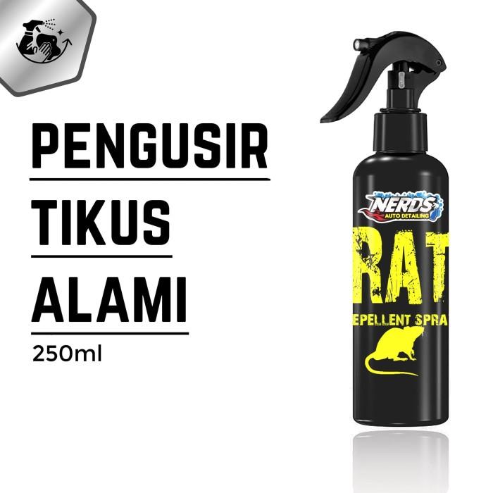 Foto Produk Rat Repellent Spray (Pengusir Tikus, Pembasmi tikus Ampuh) dari Nerd Stuff Detailing