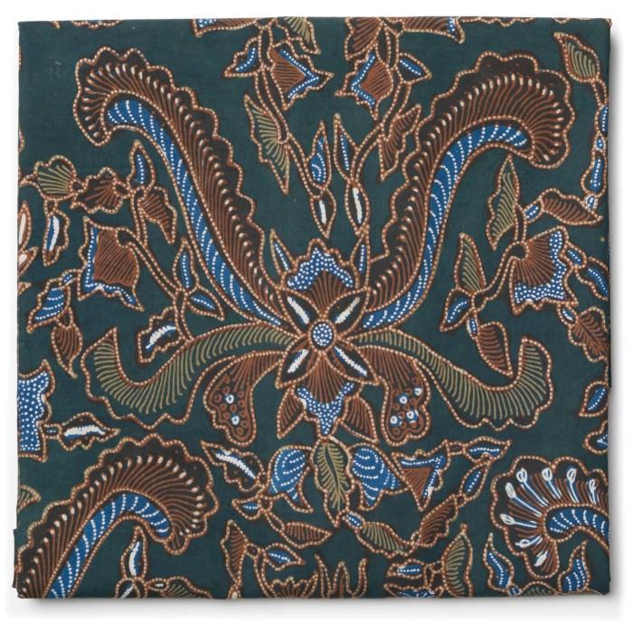 Foto Produk Kain Batik Tulis Warna Alam Motif Pisan Bali Granitan dari Kainusa