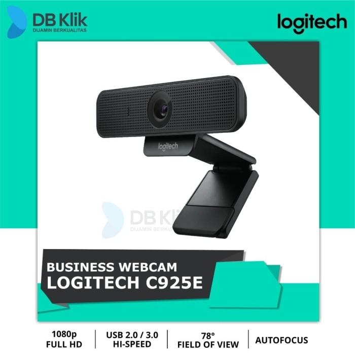 Foto Produk Webcam Logitech C925E - Web Cam Logitech C925 E dari dbclick