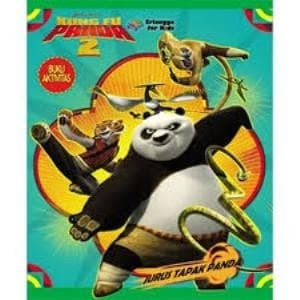 Promo Kung Fu Panda 2 Jurus Tapak Panda Jakarta Timur Penerbit Erlangga Tokopedia