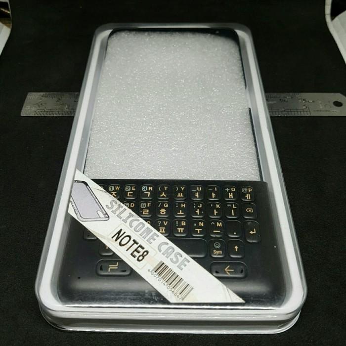 Foto Produk Keyboard Cover SAMSUNG GALAXY NOTE8 Warna Hitam dari UAV