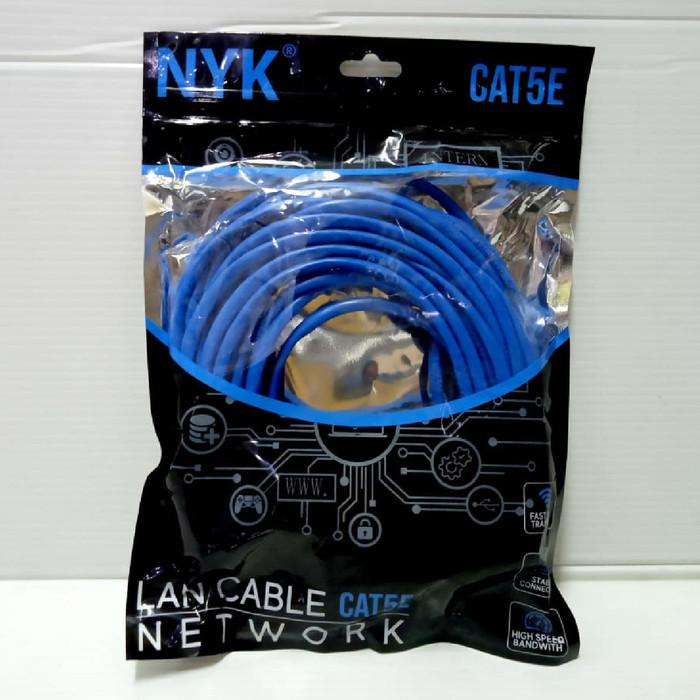 Foto Produk NYK Kabel LAN 10 Meter dari officemart