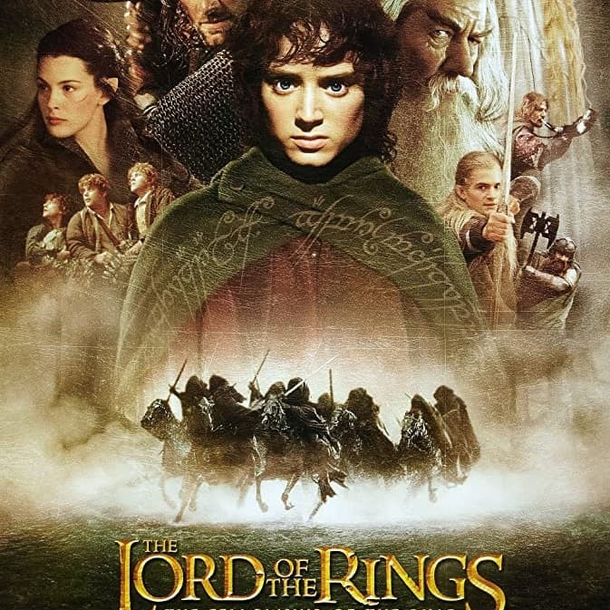 Jual Dvd Film Lord Of The Rings The Fellowship Of The Ring 2001 Jakarta Pusat Tristar Dvd Tokopedia