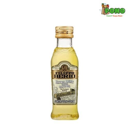 Foto Produk Filippo Berio Extra Light Olive Oil 250ml dari Pono Area Solo