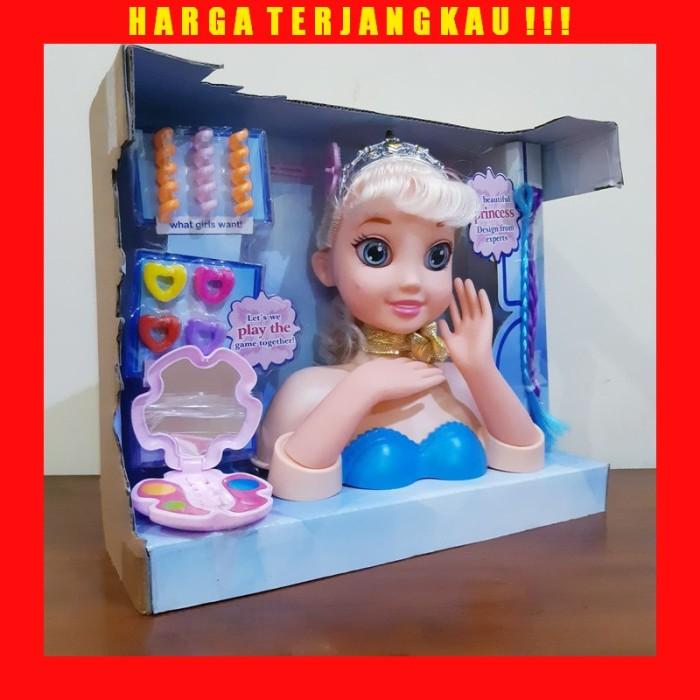 Jual Mainan Anak Perempuan Boneka Make Up Tata Rias Wajah Edukatif Kota Bekasi Mangdolan Tokopedia