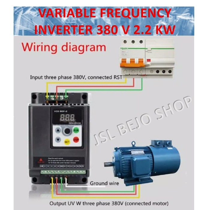 3 Phase Motor Inverter Wiring Diagram from ecs7.tokopedia.net
