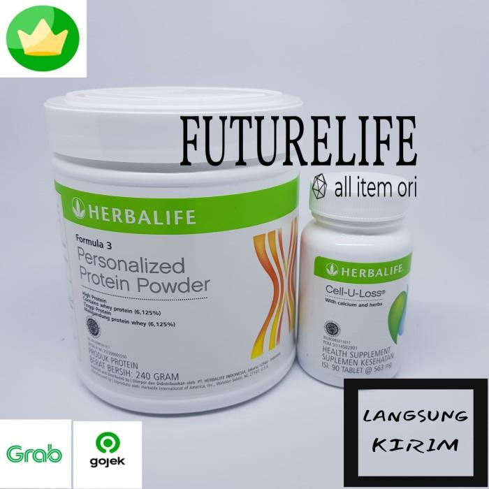 Jual Herbalife Paket 1 Ppp 1 Cell U Loss Termurah Original Diet Murah Jakarta Utara Futurelife Tokopedia