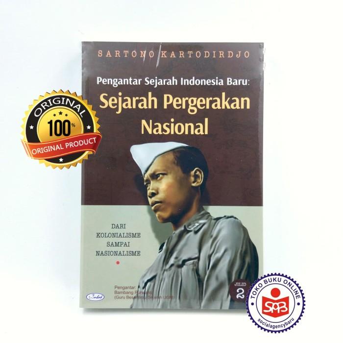 Foto Produk Pengantar Sejarah Indonesia Baru Sejarah Pergerakan - Sartono K. - JILID 1 dari Social Agency Baru