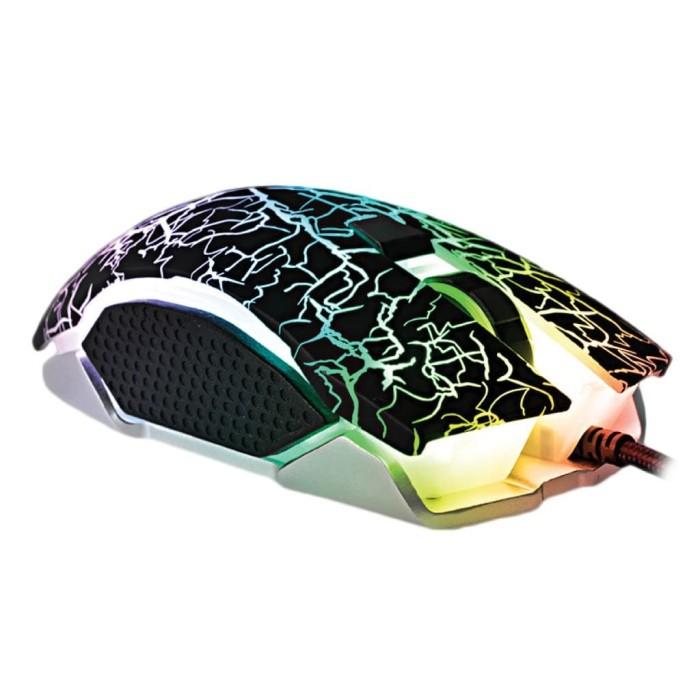 Foto Produk Mouse Rexus Gaming TX-8 TX8 RGB 4800Dpi Mouse Gaming Macro Advanced dari PojokITcom Pusat IT Comp