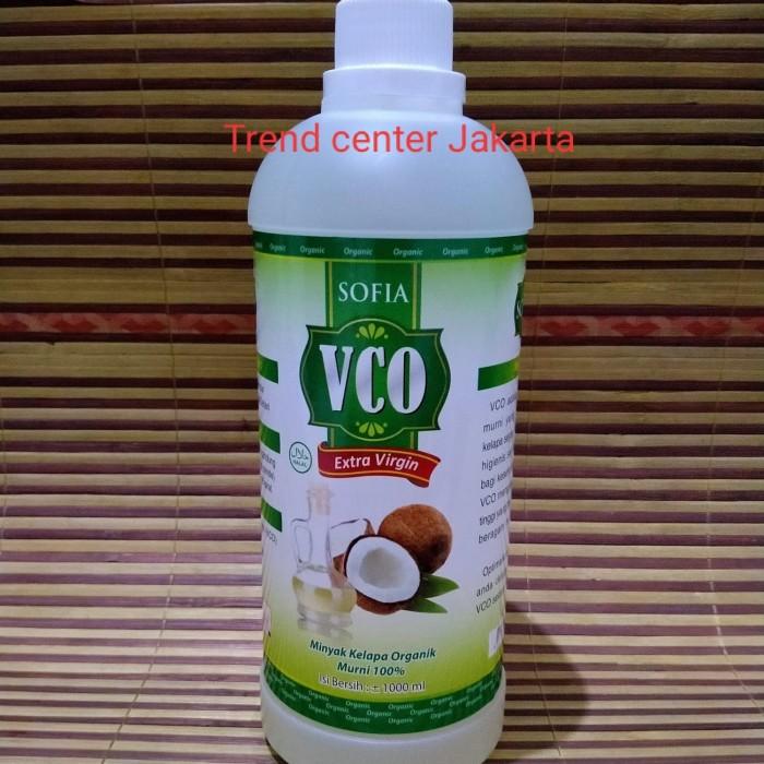 Foto Produk Vco virgin coconut oil-minyak kelapa murni 100%-minyak klentik-asli dari trend center jakarta